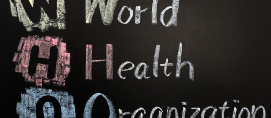 CBD Welt Gesundheits Organisation